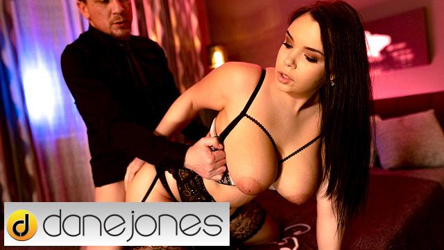 Plump big natural tits seduction